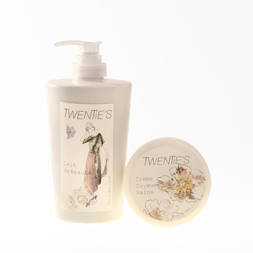 Twentie's Body Milk